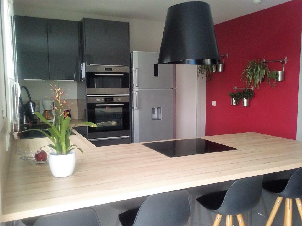 agencement d 39 une cuisine aux clouzeaux coach d corateur coloriste. Black Bedroom Furniture Sets. Home Design Ideas